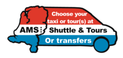 AMS Shuttle Tours logo