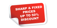 ams shuttle sharp fixed prices
